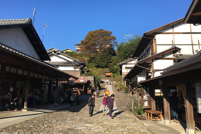 Explore Kiso Valley : Magome - Tsumago Mountain Trail Walk photo 14