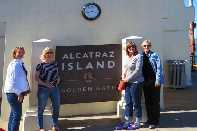 Best Alcatraz Island and Silicon Valley Tour