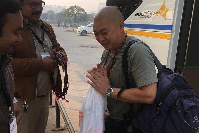 8 Day Buddha trail Tour- Bodhgaya, Rajgir,Nalanda, Kushinagar, Vaishali, Lumbini