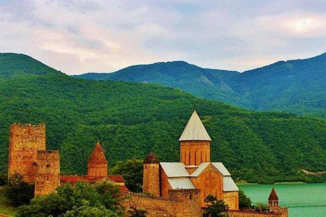 Ananuri, Gudauri, Kazbegi. Military Road of Georgia. Private tour.
