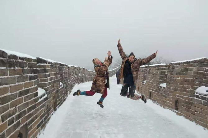 Mutianyu Great Wall and Summer Palace Layover Tour from Beijing Capital Airport