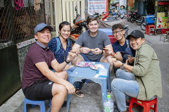 Saigon Street Food & Sightseeing By Scooter