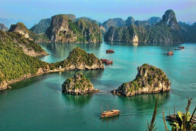 05D/04N ~ Hanoi>HaLong Bay (Overnight On Land) + Hoa Lu + Trang An Grottoes