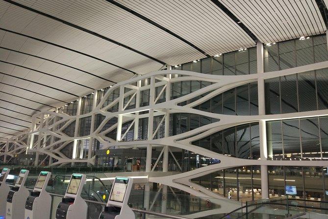 Beijing airport&ground transfer:Daxing international airport(pkx)