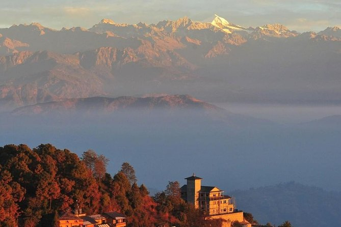 Day Hike to Nagarkot with Lunch