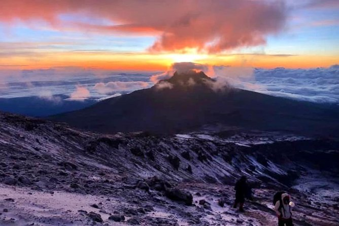 8 Days Kilimanjaro Lemosho route details