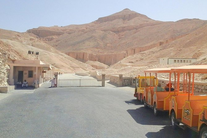"Luxor Excursion ""Valley of the Kings"" from Hurghada photo 14"