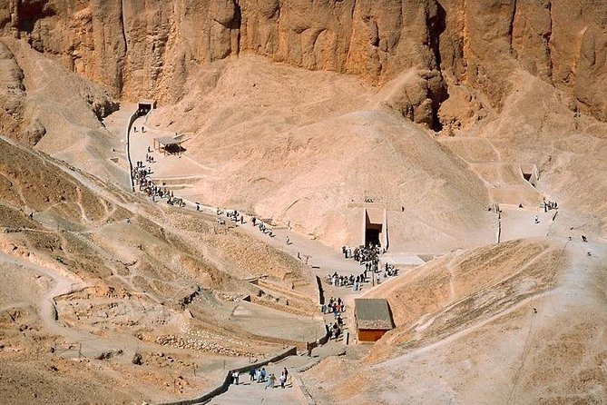 "Luxor Excursion ""Valley of the Kings"" from Hurghada photo 17"