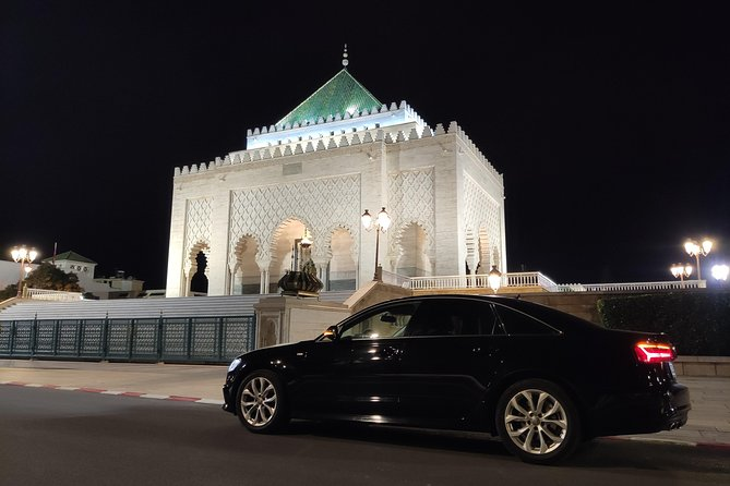 Best of Rabat Tour (half-day)