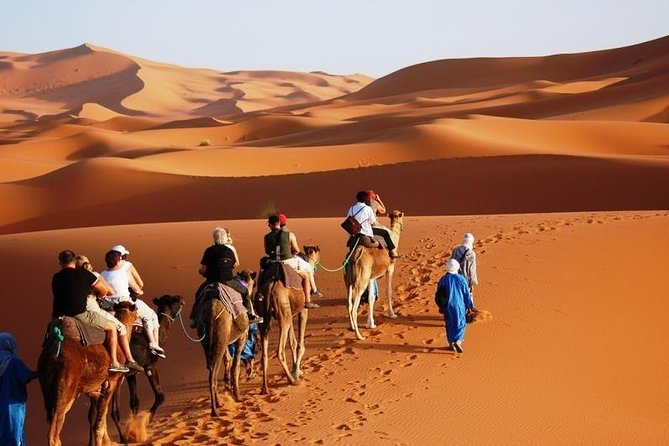 Marrakech to Fez - 3 Days Desert Tour