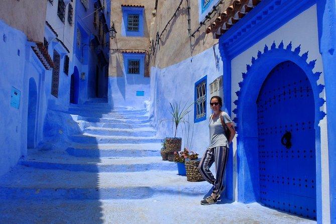 Chefchaouen Bleu City 2 Days Trip from Casablanca.