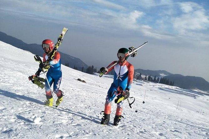 Basic Ski Lessons