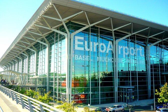 Transfert privé Aéroport Bâles-Mulhouse / Strasbourg