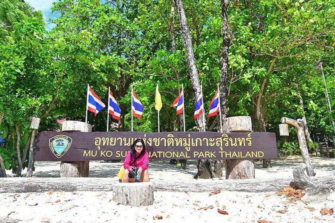 Surin Islands Snorkeling Day Trip By Love Andaman From Phuket photo 21