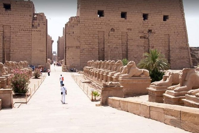 Full Day trip to Luxor from Hurghada