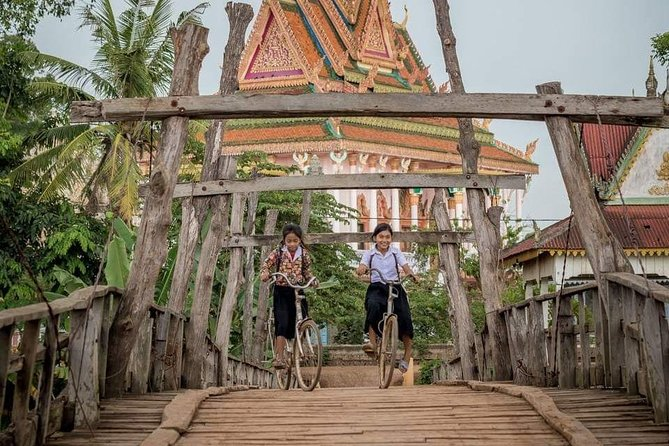 Full Day Countryside Bike Tour from Battambang