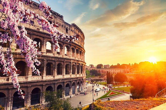 Colosseum Ancient Rome Tour with Appian Way Catacombs - Skip the Line Entrance