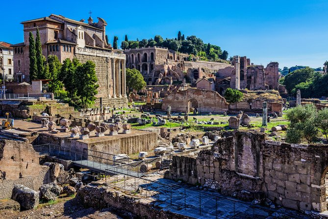 Colosseum, Ancient Rome, Underground Catacombs guided tour, Tickets & Transfer photo 22