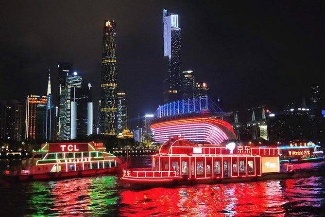 4-hour Fascinating Guangzhou Nightlife Tour