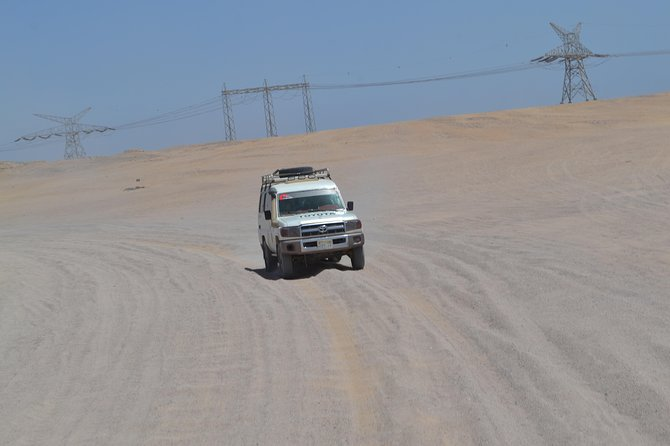 Super Safari Full Day (Jeep, Moto, Camel) - Hurghada photo 3