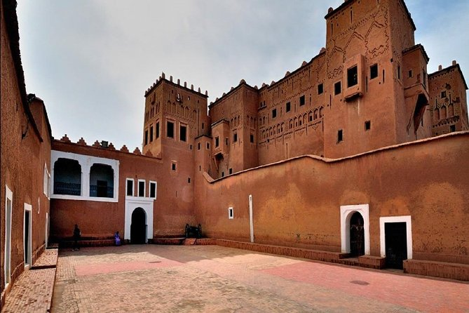 3-Days Shared Desert Tour from Marrakech to Fes via Merzouga Erg Chebbi