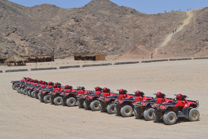 Super Safari Full Day (Jeep, Moto, Camel) - Hurghada photo 25