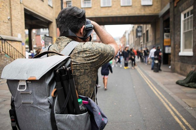Discover Shoreditch and East London with your camera!