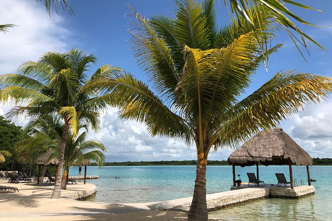 Bacalar Seven Color Lagoon & Kayak Adventure from Costa Maya