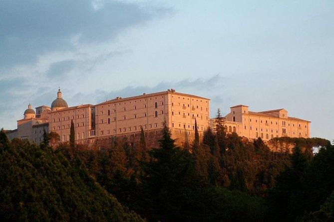 نقل خصوصي : من مدينة روما إلى مدينة كاسينوا