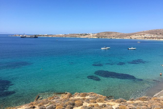 Amazing Beach Hike in Paros