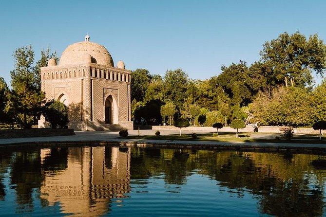 Skip the Line: Samani mausoleum - Entrance ticket