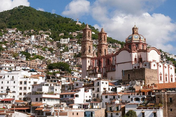 Silver City of Taxco: Full Day Tour from Mexico City