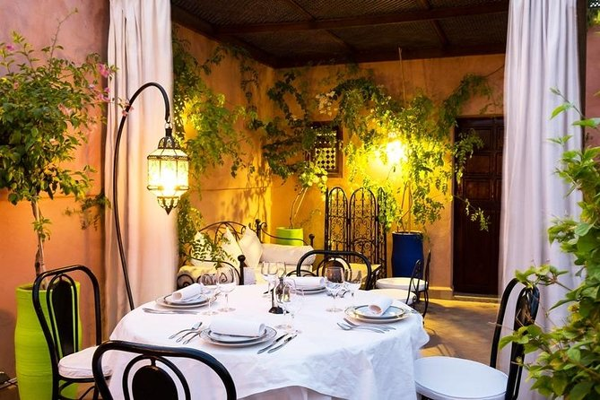 3d / 2n discovery of Marrakech and of the Cuisine of the Moroccan House
