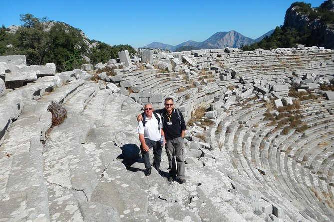 Termessos tour with local Arcaeologist photo 3
