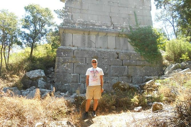Termessos tour with local Arcaeologist photo 7