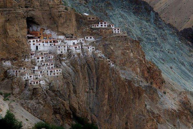 Zanskar Tour with Phuktal Trek.