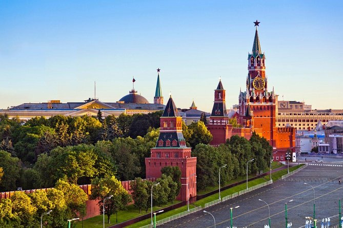 Private tour: Moscow city tour, Moscow metro,Tretyakov Gallery, Sergiev Posad