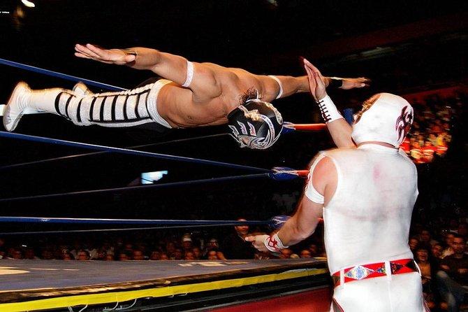 Mexico City: Lucha Libre wrestling show tickets