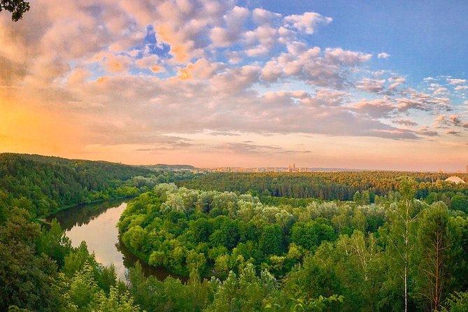 Vilnius Cultural Trail private walking/hiking tour