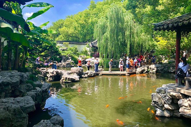 4 or 6 Hours Private Customized Shanghai Historical Tour (or Layover)