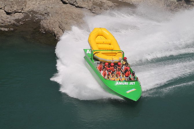 Amuri Rafting and Jetboat Adventure