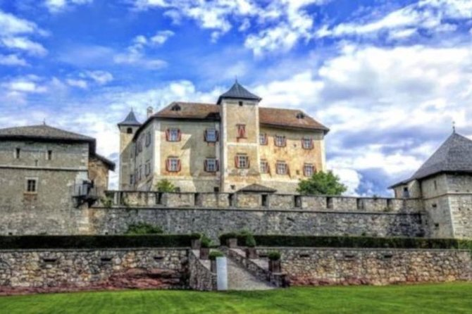 Castles tour in Trentino Alto Adige