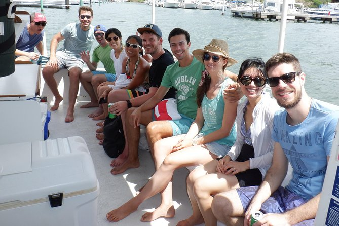 Safe Private Cruise: Snorkel at Icacos Island aboard The Innovation Charter