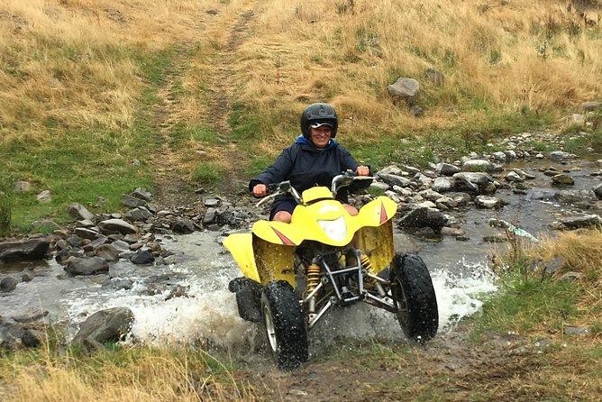 Amuri Adrenaline Canyon Quad Biking Adventure