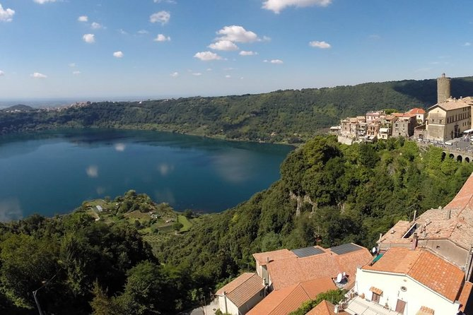 From Rome: private Wine tasting and Nemi Tour *special meals - Private Tour