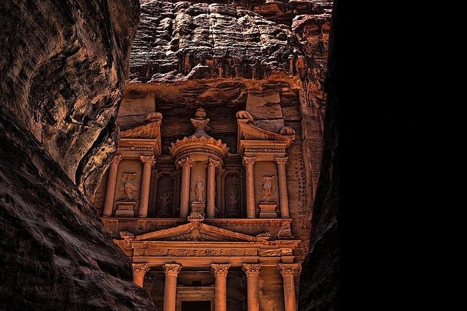 Transport from Amman to Petra