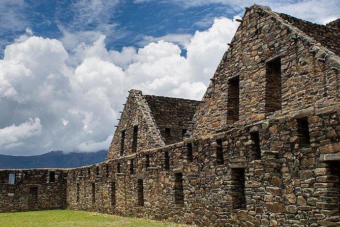 Magic Walk to the Ruins of Choquequerio