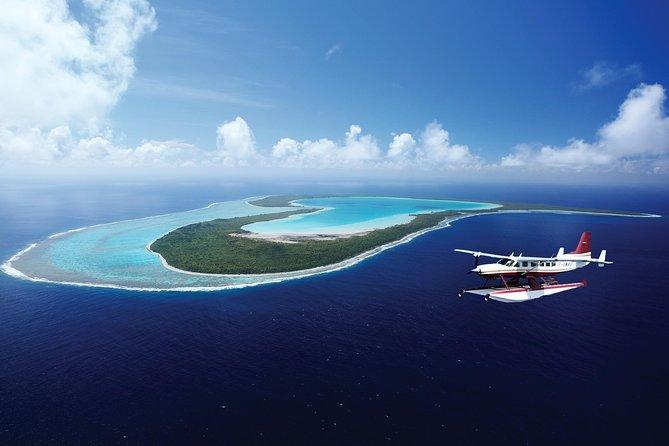 Excursão de hidroavião Bora Bora e Tupai