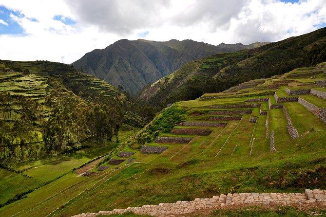 Chinchero Moray Salineras Ollantaytambo Tour - Private Service