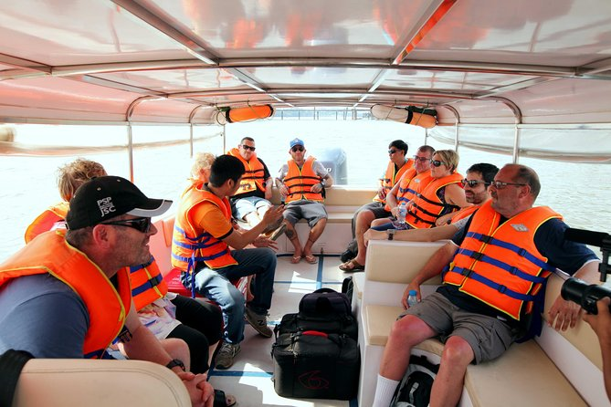Luxury Speedboat from Ho Chi Minh city to Cu Chi Tunnels